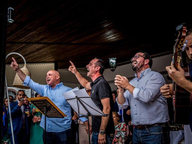La boda de Antonio Luis y Carmen en La Parra, Badajoz 24