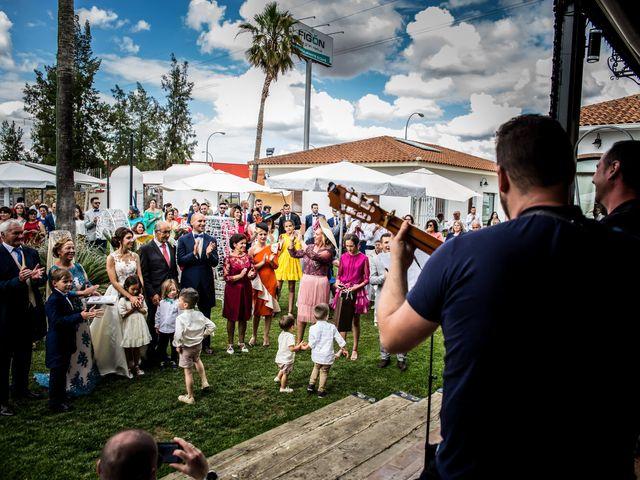 La boda de Antonio Luis y Carmen en La Parra, Badajoz 25