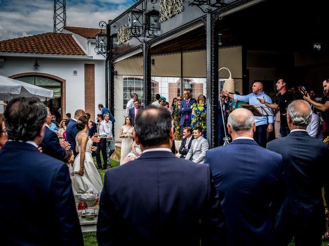 La boda de Antonio Luis y Carmen en La Parra, Badajoz 26