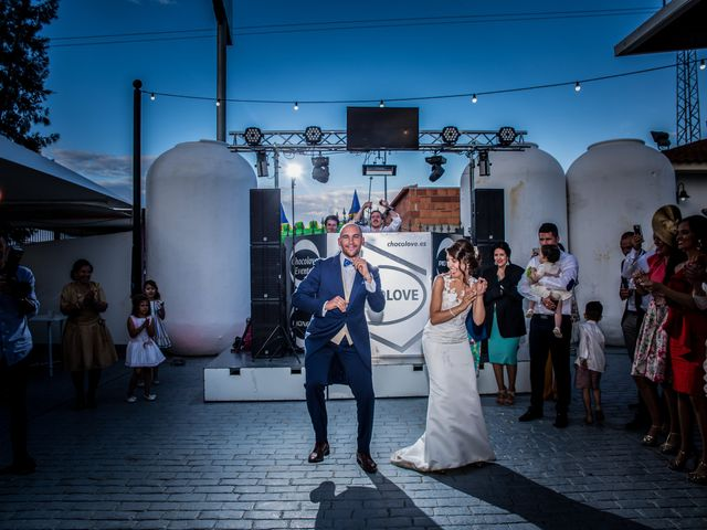 La boda de Antonio Luis y Carmen en La Parra, Badajoz 28