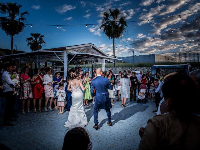 La boda de Antonio Luis y Carmen en La Parra, Badajoz 29