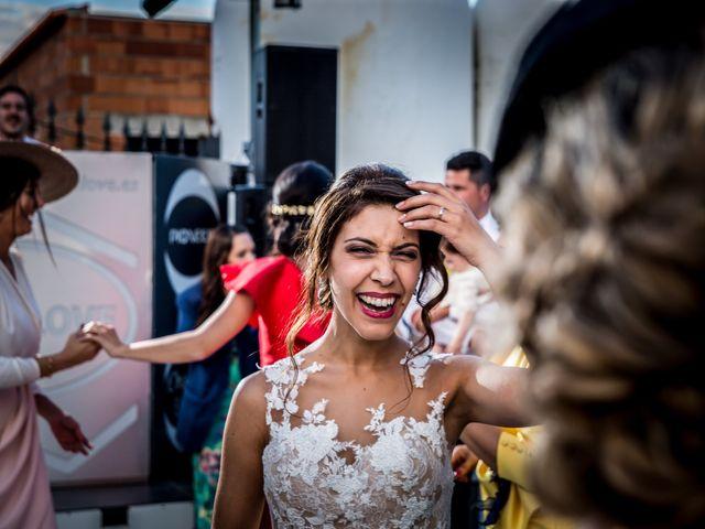 La boda de Antonio Luis y Carmen en La Parra, Badajoz 30