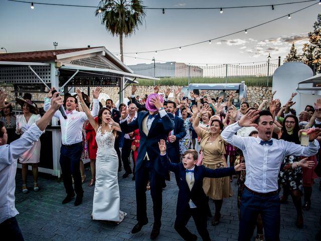 La boda de Antonio Luis y Carmen en La Parra, Badajoz 32
