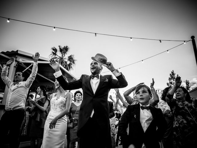 La boda de Antonio Luis y Carmen en La Parra, Badajoz 33