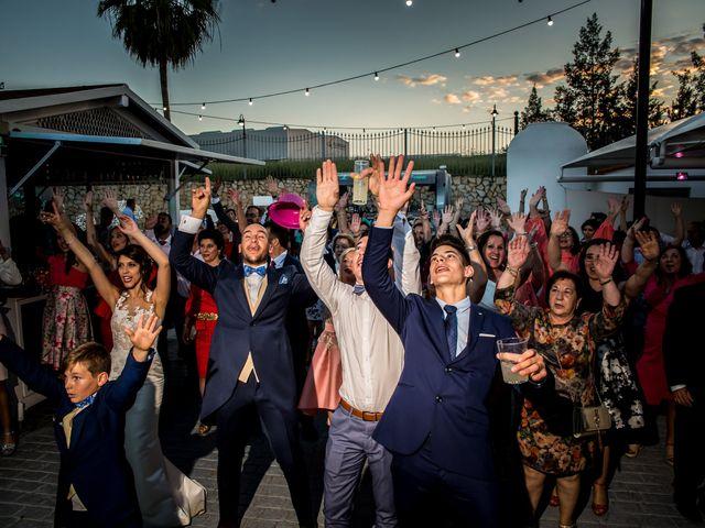 La boda de Antonio Luis y Carmen en La Parra, Badajoz 34