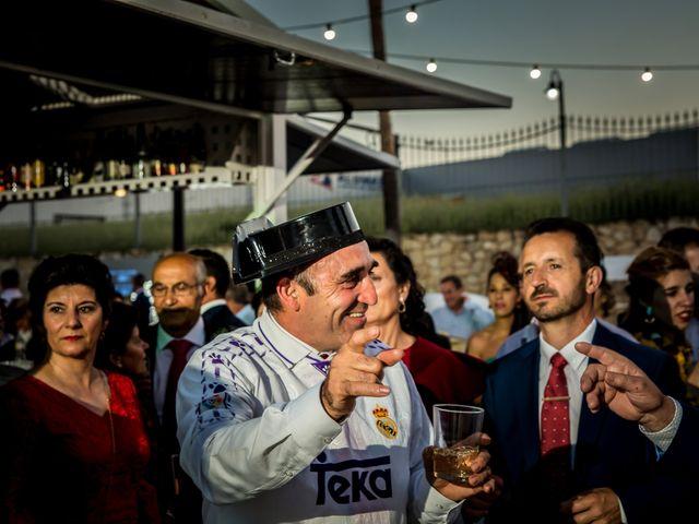 La boda de Antonio Luis y Carmen en La Parra, Badajoz 36
