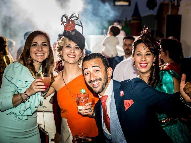 La boda de Antonio Luis y Carmen en La Parra, Badajoz 40