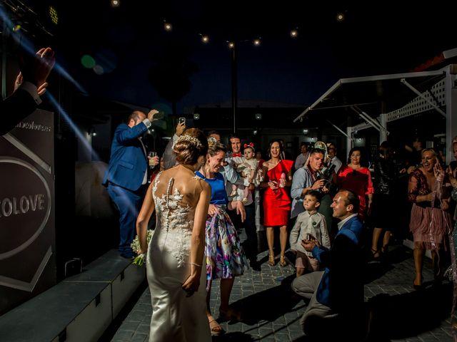 La boda de Antonio Luis y Carmen en La Parra, Badajoz 42