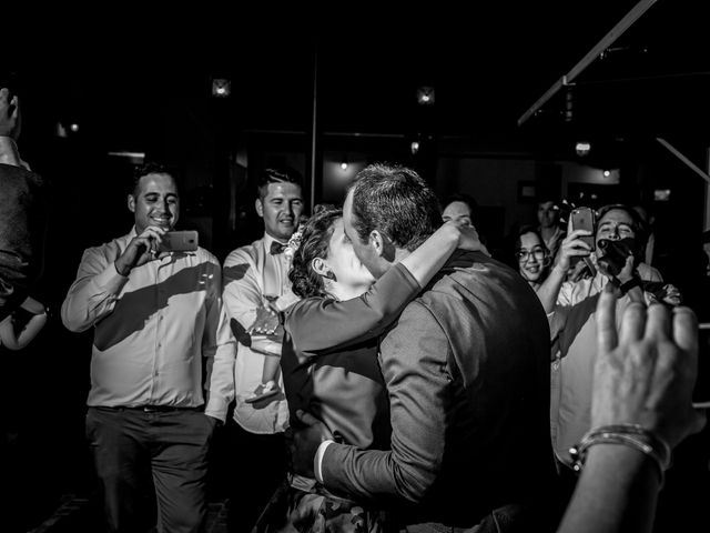 La boda de Antonio Luis y Carmen en La Parra, Badajoz 44