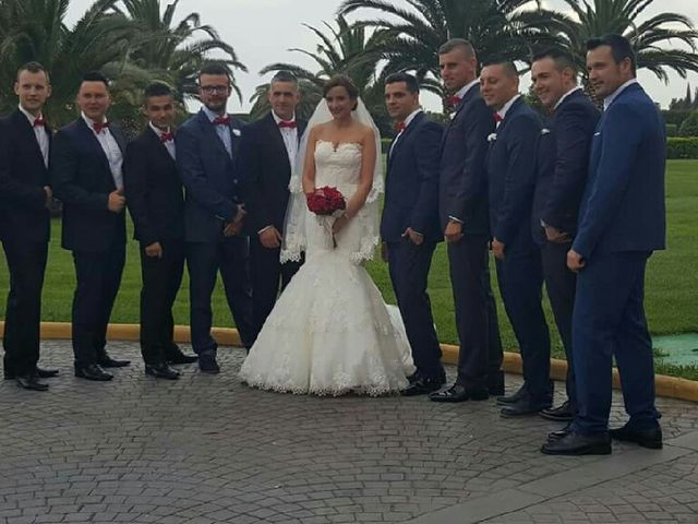La boda de Emilian y Ana Maria en Castelló/castellón De La Plana, Castellón 1