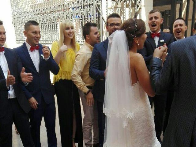 La boda de Emilian y Ana Maria en Castelló/castellón De La Plana, Castellón 4
