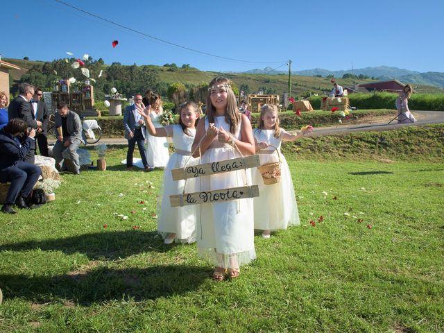 La boda de Alberto y Tamara en Cue, Asturias 15