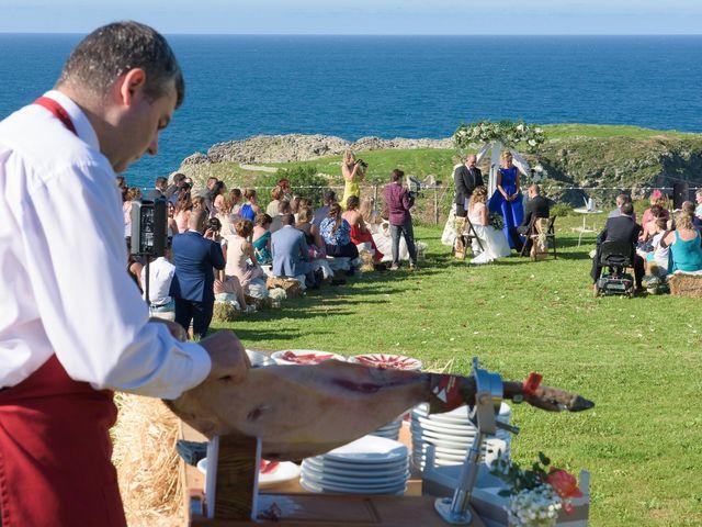 La boda de Alberto y Tamara en Cue, Asturias 25