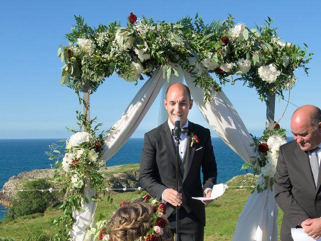 La boda de Alberto y Tamara en Cue, Asturias 27