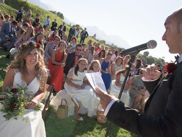 La boda de Alberto y Tamara en Cue, Asturias 28