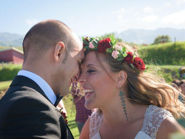 La boda de Alberto y Tamara en Cue, Asturias 1