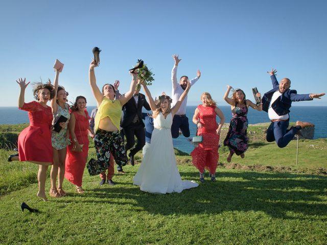 La boda de Alberto y Tamara en Cue, Asturias 32