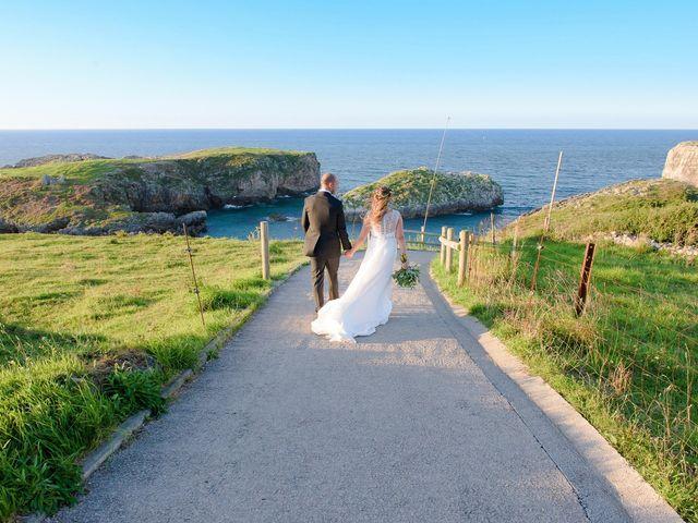 La boda de Alberto y Tamara en Cue, Asturias 35