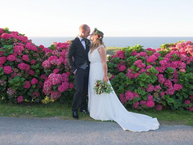 La boda de Alberto y Tamara en Cue, Asturias 36