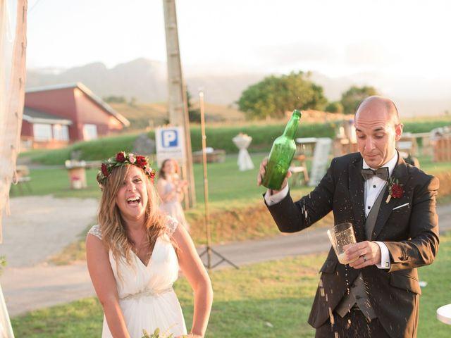 La boda de Alberto y Tamara en Cue, Asturias 37