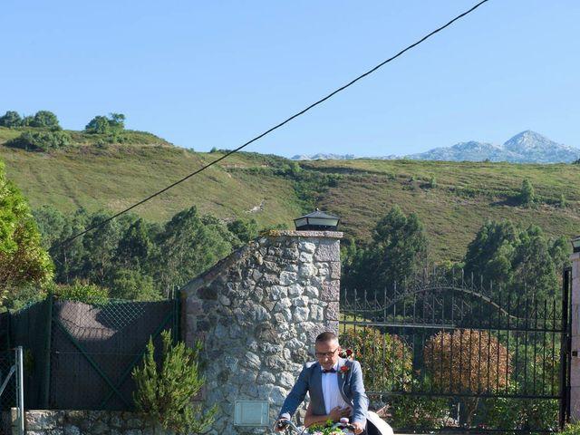 La boda de Alberto y Tamara en Cue, Asturias 14