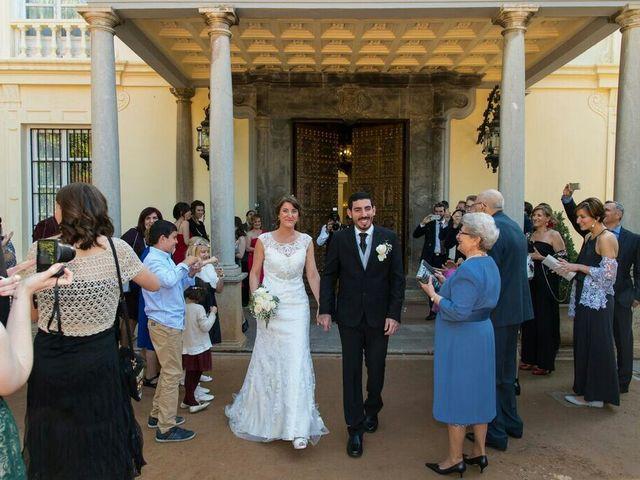 La boda de Fran y Cándida en Granada, Granada 4