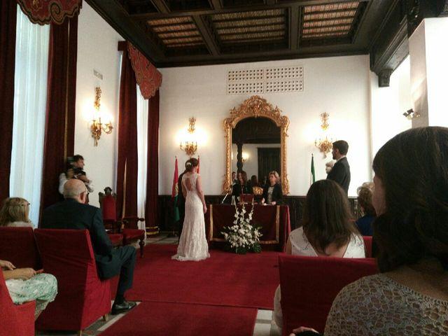 La boda de Fran y Cándida en Granada, Granada 5