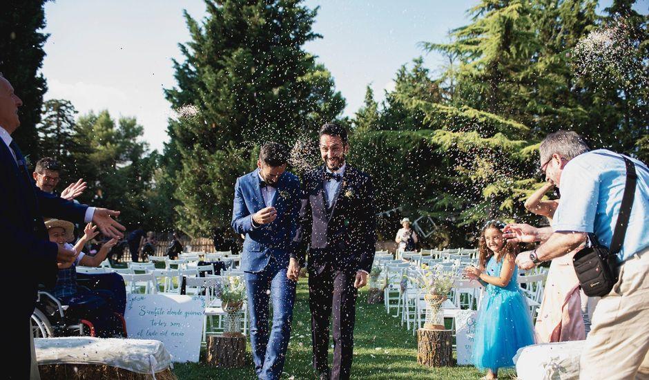 La boda de Toni y Francesco en Rubio, Barcelona