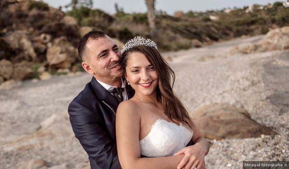 La boda de Alberto y Emily en Benalmadena Costa, Málaga