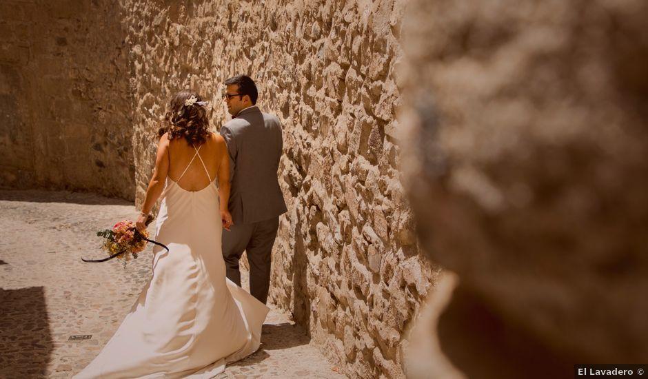 La boda de Jorge y Judit en Cáceres, Cáceres