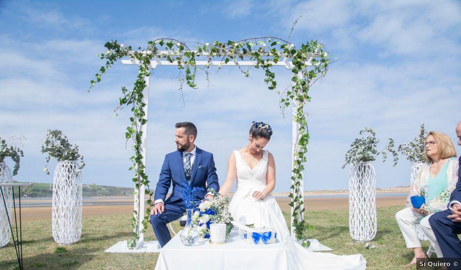La boda de Juan y Lara en Mogro, Cantabria