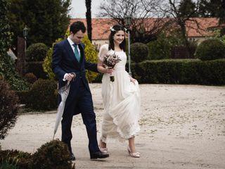 La boda de Belén y Adrián