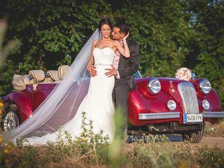 La boda de Alba y Jorge
