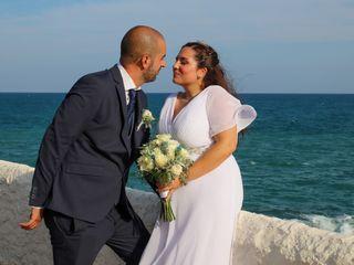 La boda de Flor y Alex