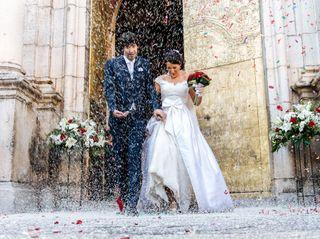 La boda de María Pilar y Daniel