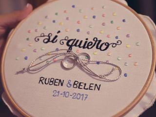 La boda de Belén y Rubén 1