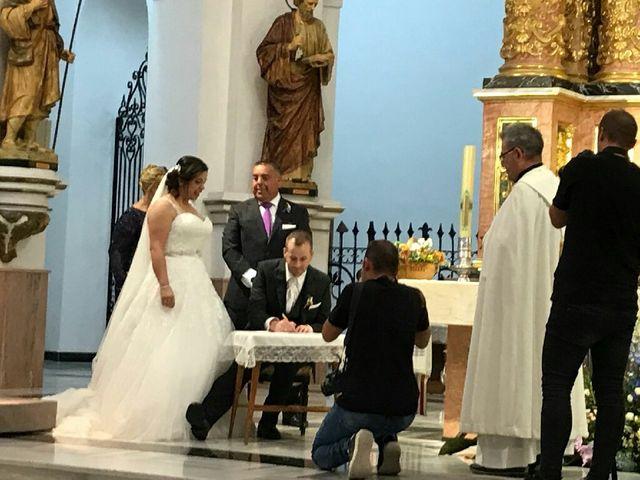 La boda de Jose Marcos y Cristina en Benidorm, Alicante 8