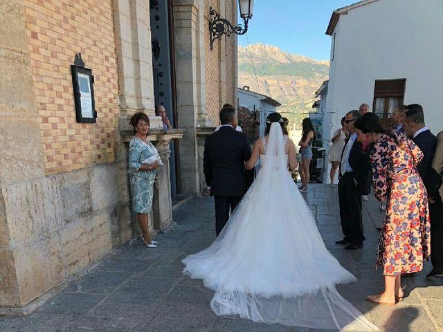 La boda de Jose Marcos y Cristina en Benidorm, Alicante 10