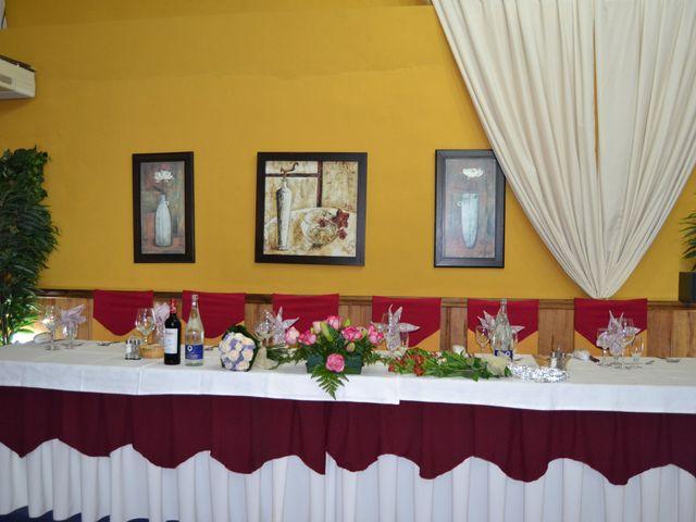 La boda de Isaac y Isabel en Marbella, Málaga 1