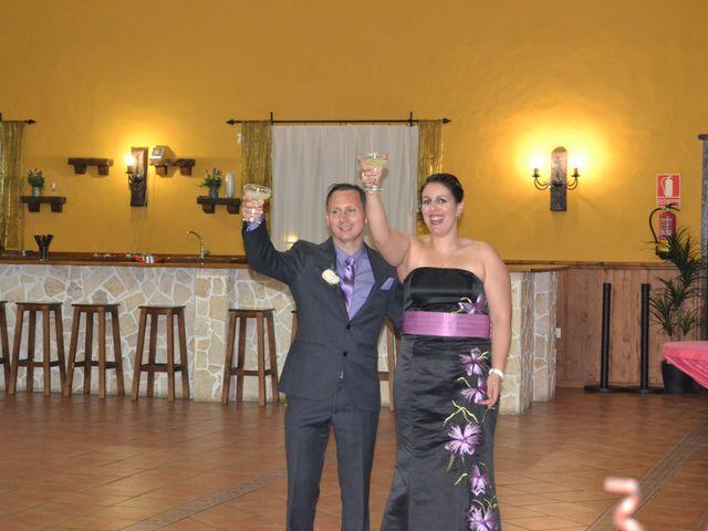 La boda de Isaac y Isabel en Marbella, Málaga 2