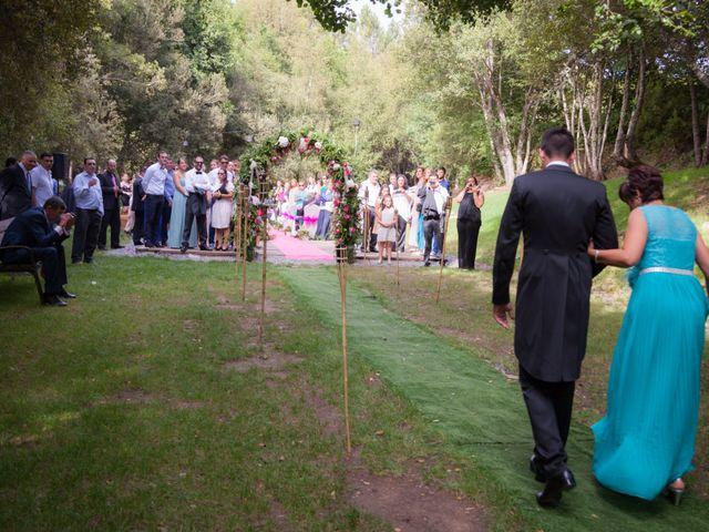 La boda de Manu y Bea en Freande, Orense 12