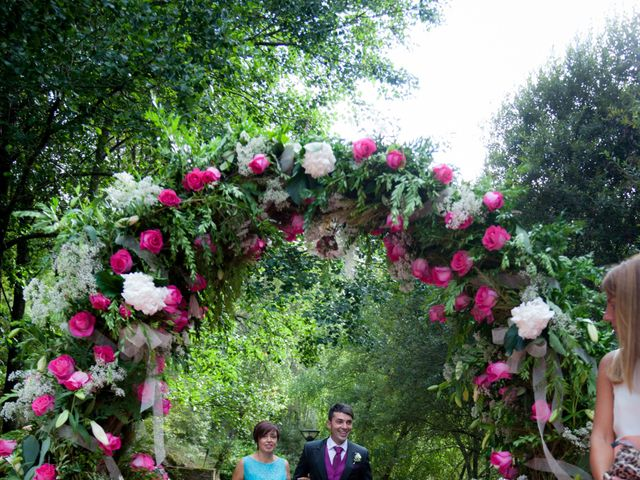La boda de Manu y Bea en Freande, Orense 13