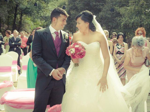 La boda de Manu y Bea en Freande, Orense 1