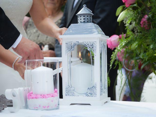 La boda de Manu y Bea en Freande, Orense 15