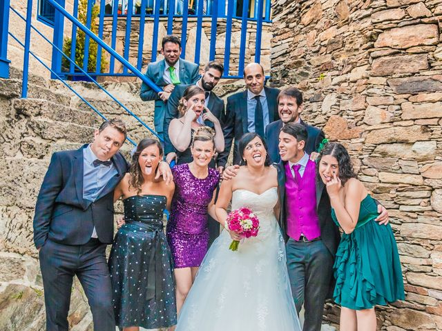 La boda de Manu y Bea en Freande, Orense 2