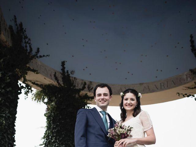 La boda de Adrián y Belén en Soto De Viñuelas, Madrid 25