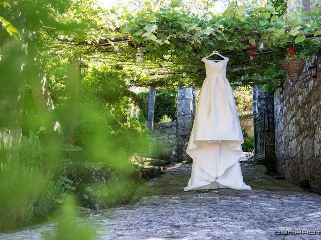 La boda de Pablo y Johana en Moraña (San Lourenzo), Pontevedra 3