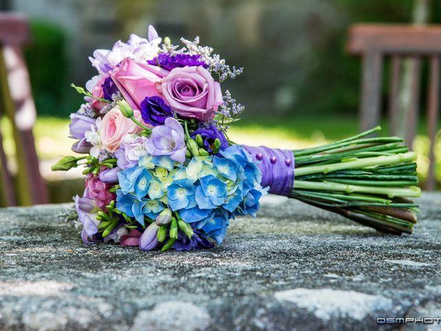La boda de Pablo y Johana en Moraña (San Lourenzo), Pontevedra 4