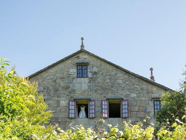 La boda de Pablo y Johana en Moraña (San Lourenzo), Pontevedra 5