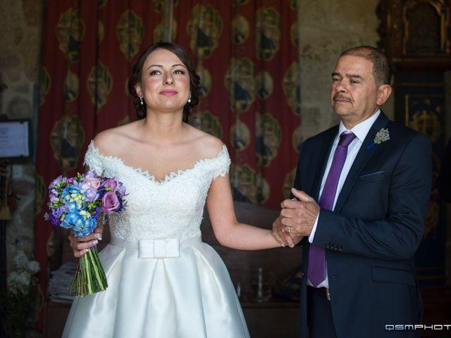 La boda de Pablo y Johana en Moraña (San Lourenzo), Pontevedra 2